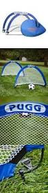 Backyard Soccer Nets by Goals And Nets 159180 Portable 6 X 4 Soccer Goal Durable Pvc