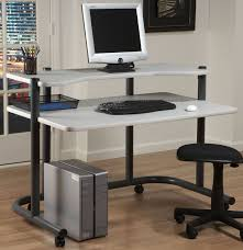 Rolling Laptop Desk by Computer And Laptop Carts Rolling Laptop Desk Organize It