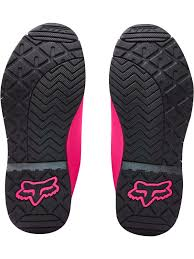 nike motocross boot fox black pink 2018 comp 5 womens mx boot fox freestylextreme