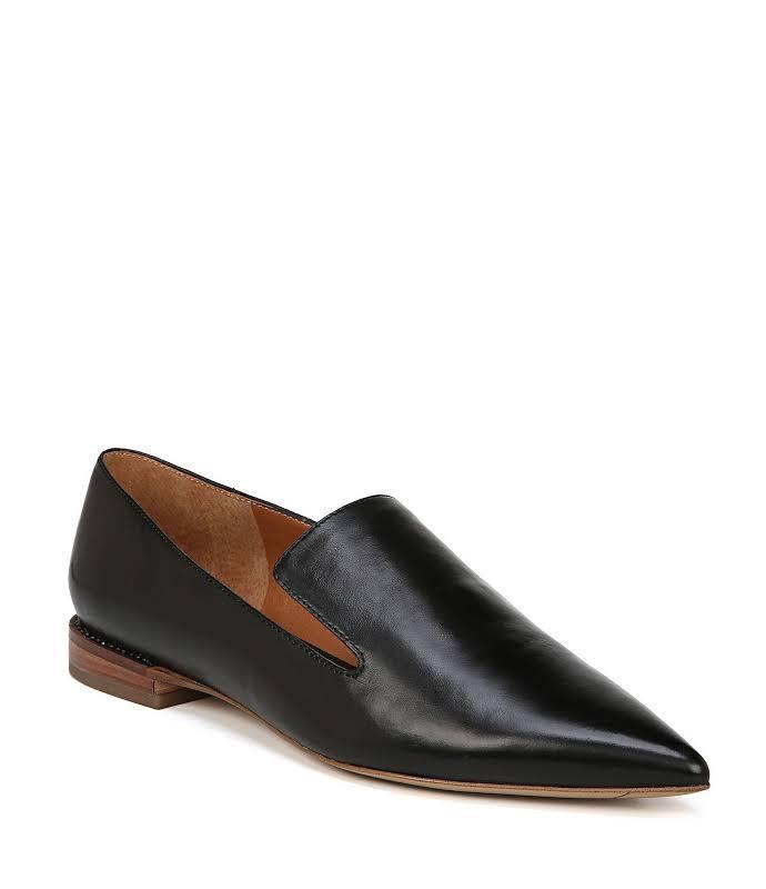 Sarto by Franco Sarto Topaz Pointed Toe Loafer, Adult,