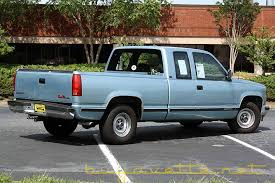 Gmc Sierra Truck Bed For Sale 1992 Gmc Sierra 1500 Sle Extended Cab For Sale At Buyavette