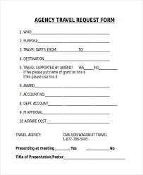 event forms u0026 fundraising form templates formstacktravel request
