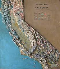 california map project relief map restoration project update madgeognews