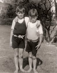 john f kennedy children the history place john f kennedy photo history the early years