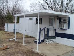 Decorating A Mobile Home Porch And Patio Covers