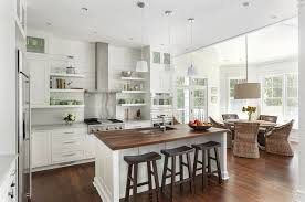 Cottage Style Kitchen Design - timeless cottage kitchen design with natural scenes home decor news