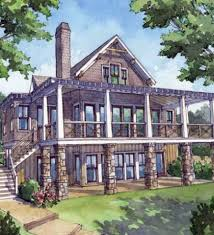 cabin house plans southern living house plans southern mountain