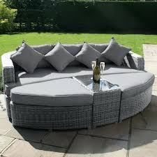 maze rattan garden furniture pics with amusing rattan apple daybed