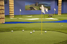 Golf Murals by Indoor Putting U0026 Chipping All About Golf