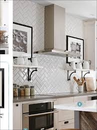 kitchen glossy white subway tile 3x6 subway tile backsplash