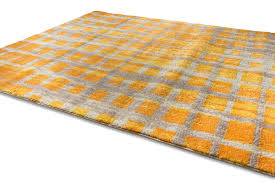 Modern Yellow Rug Ebern Designs Angie Mid Century Modern Yellow Area Rug Reviews