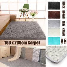 livingroom carpet shaggy rug ebay