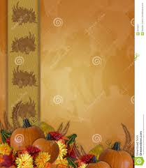 thanksgiving autumn fall border royalty free stock photography