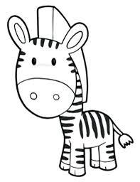 coloring pages zebra u2013 prosecure me