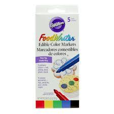 edible pen wilton foodwriter edible color markers