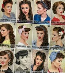 easy vintage hairstyles your guide to the best hairstyles new ideas for 2017