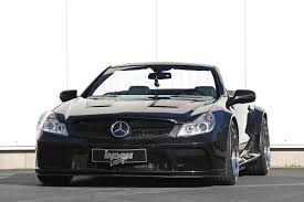 convertible mercedes black inden design mercedes benz sl65 amg black series