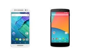 android moto x moto x edition vs nexus 6 spec shootout android phablet