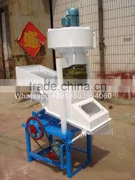 rice destone machine gravity classify destone maize grading