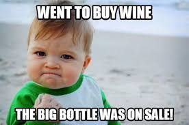 Wine Meme - drink wine if so these 18 funny memes are just for you