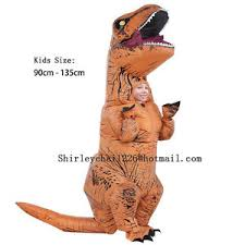 t rex costume kids dinosaur t rex costume brown color kids t rex
