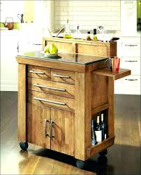 kitchen rolling island small movable island small portable kitchen island ideas with