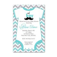 mustache baby shower invitations templates ba shower invitation