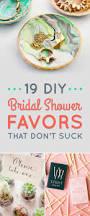 unique bridal shower favors 40 best bridal shower ideas fun