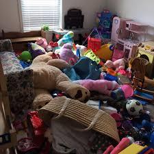 relatable messy playrooms popsugar moms