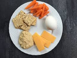 hummus snack plates to nutrition