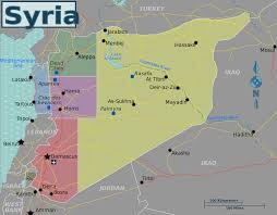 Map Of Syria by File Map Of Syria Svg Wikimedia Commons