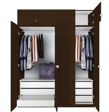 if you have a small room you should use wardrobe or closet with
