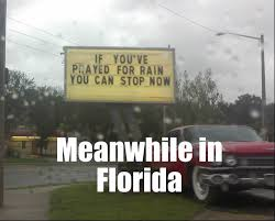 Florida Rain Meme - meanwhile in florida freightcenter florida pinterest humor