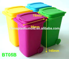 mini desk trash can mini trash can for desk trash cans trash recycling the home depot
