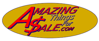 about us amazing things for sale