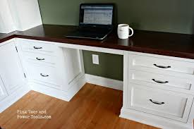 Build A Desk With Drawers Dining Room Home Office Make A Pencil Drawer Pink Toes And