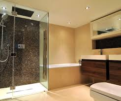 recessed lighting bathroom home interior