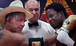 Mickey Rourke News Newslocker - mickey rourke s defeated opponent in moscow claims fight was fixed