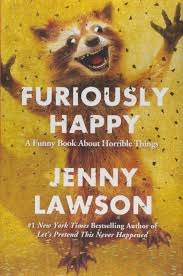 amazon black friday deals terrible furiously happy a funny book about horrible things jenny lawson