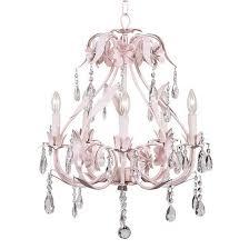 Chandelier Light For Girls Room 43 Best Nursery Chandeliers Images On Pinterest Pink Chandelier