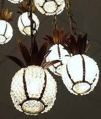 Pineapple Light Fixture Fixture Trend Led Light Fixtures Hanging Light Fixtures As