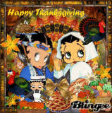 happy thanksgiving picture 126722386 blingee