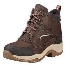 womens yard boots ariat telluride ii h2o womens yard boots brown