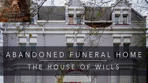 historic funeral home the house of wills cleveland ohio youtube