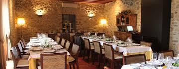 Esszimmer Essen Geschlossen Restaurant Gut El Ventós
