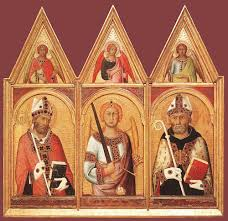 simone martini artist sightswithin com polittico di cambridge cambridge polyptych