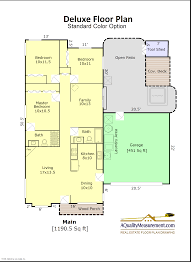 portland home energy scores floor plans a quality measurement example deluxe floor plan sketch