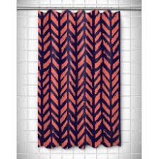 beach house shower curtains and bath mats