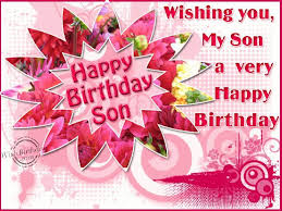 Samples Of Birthday Greetings Card Invitation Design Ideas Birthday Wishes For Son Birthday