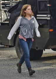 jane levy filming u0027monster trucks u0027 movie chilliwack 2014